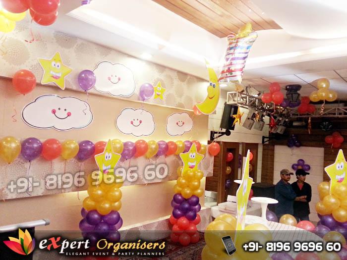 Expert birthday planners shimla himachal pradesh best for Decoration zone