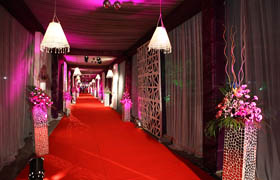 best stage decorators chandigarh, mohali