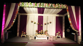 best wedding decoratots chandigarh, mohali, panchkula