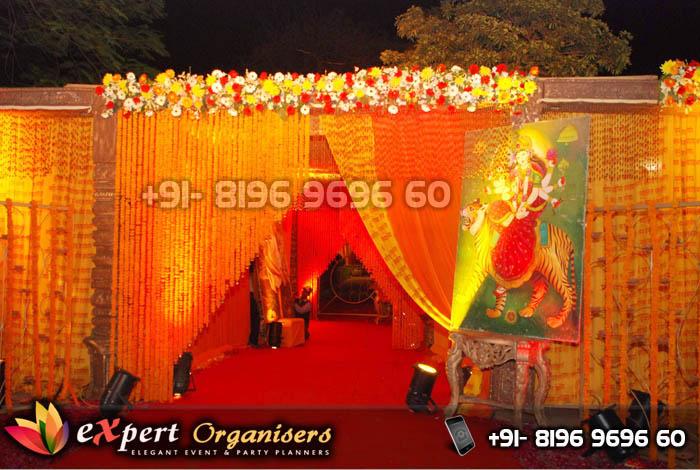 Flower Decoration For Wedding In Chandigarh