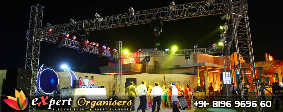 Expert Organisers Wedding Planners In Chandigarh Best