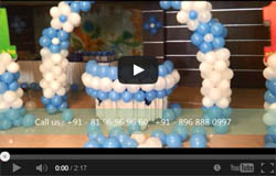 Birthday Decoration Chandigarh | Birthday Planners Mohali
