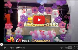 Best Birthday Planners Chandigarh | Balloon Decoration Chandigarh