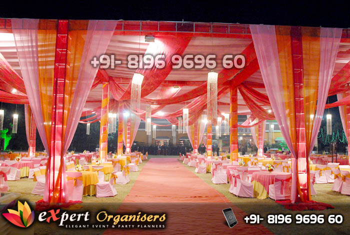 Best Wedding Planners Mohali
